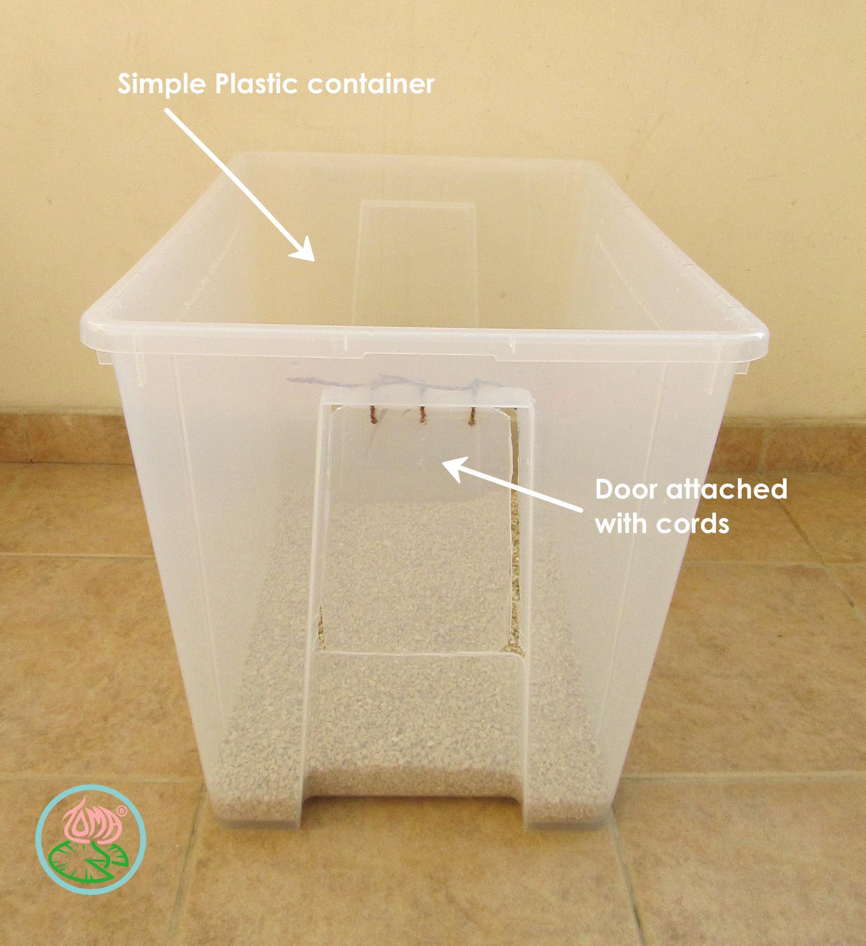 Cat Litter Box DIY  DIY Cat Litter Box & Storage Furniture