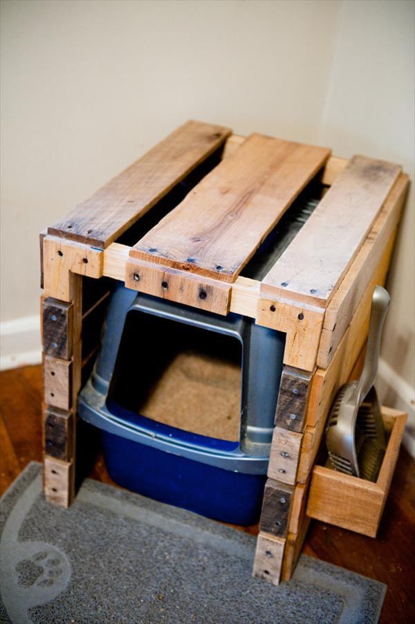 Cat Litter Box DIY  8 Creative Ways to Hide Your Cat s Litter Box