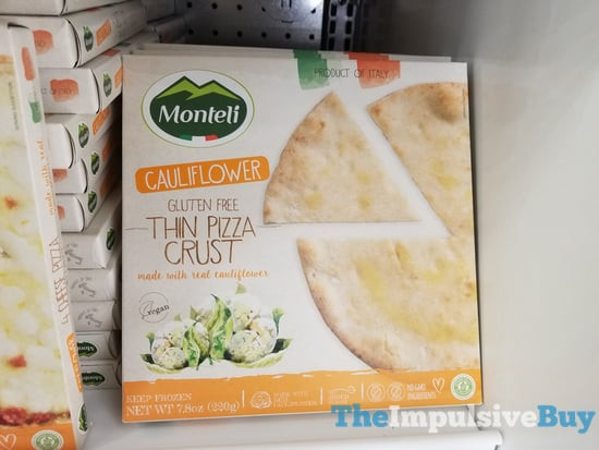 Cauliflower Pizza Crust Publix  SPOTTED ON SHELVES 4 17 2018 The Impulsive Buy