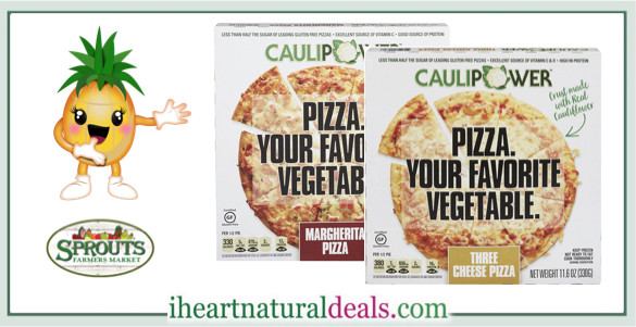 Cauliflower Pizza Crust Publix  Caulipower Cauliflower Pizza or Pizza Crust ly $3 99