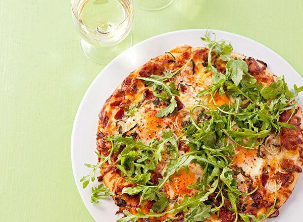 Cauliflower Pizza Crust Publix  Baked Egg Pizza Recipe