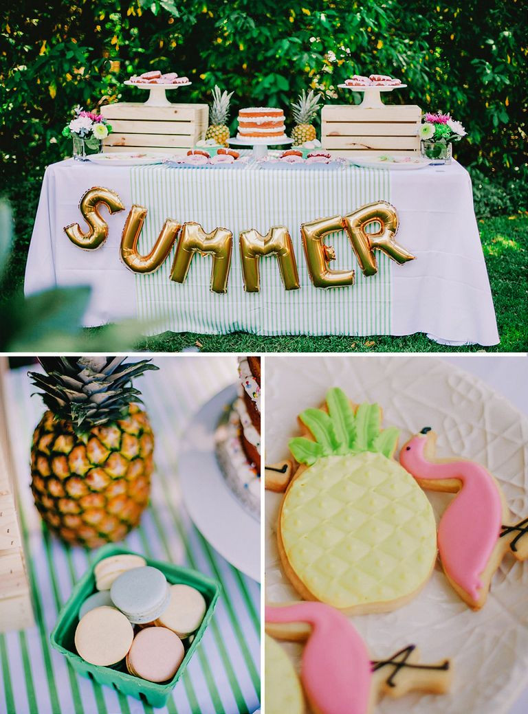 Cheap Summer Party Ideas  Choosing Summer Party Ideas Is Simple line it is
