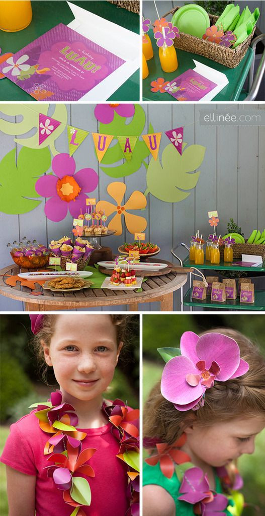 Cheap Summer Party Ideas  10 cool summer party themes that any kid will love