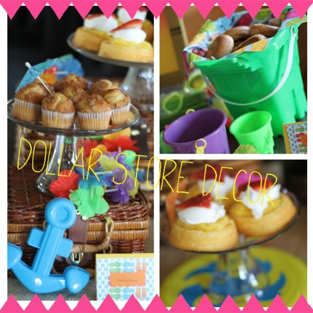 Cheap Summer Party Ideas  Chic Cheap Summer Party Ideas via The Little Style File