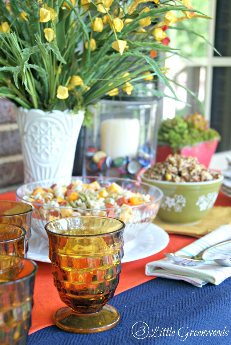 Cheap Summer Party Ideas  Summer Table Decoration Ideas