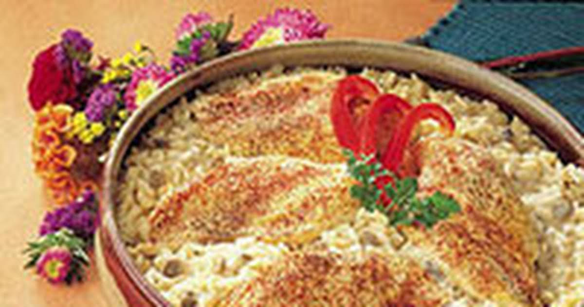 Chicken And Rice Casserole Without Soup  Chicken and Rice Bake without Soup Recipes