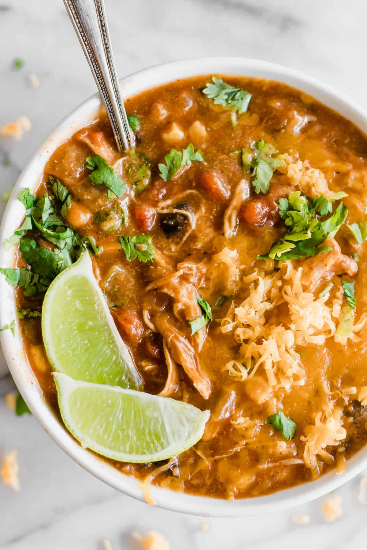 Chicken Enchilada Soup Chili'S  Cheesy Chicken Enchilada Soup House of Yumm