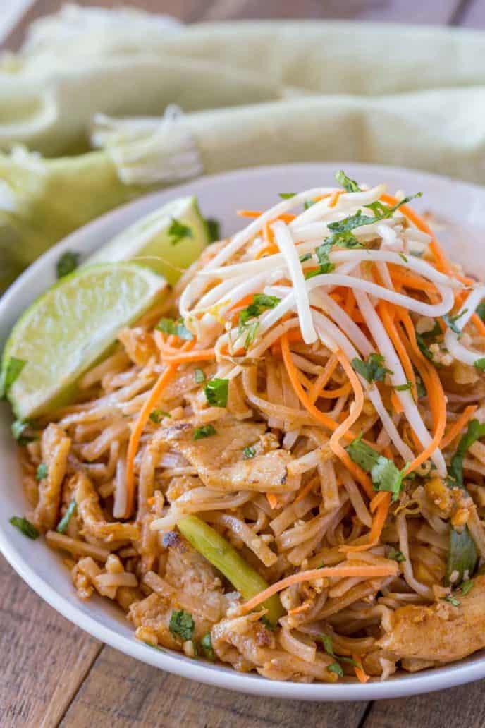 Chicken Pad Thai Calories Restaurant  Top 20 Calories In Restaurant Pad Thai Best Round Up