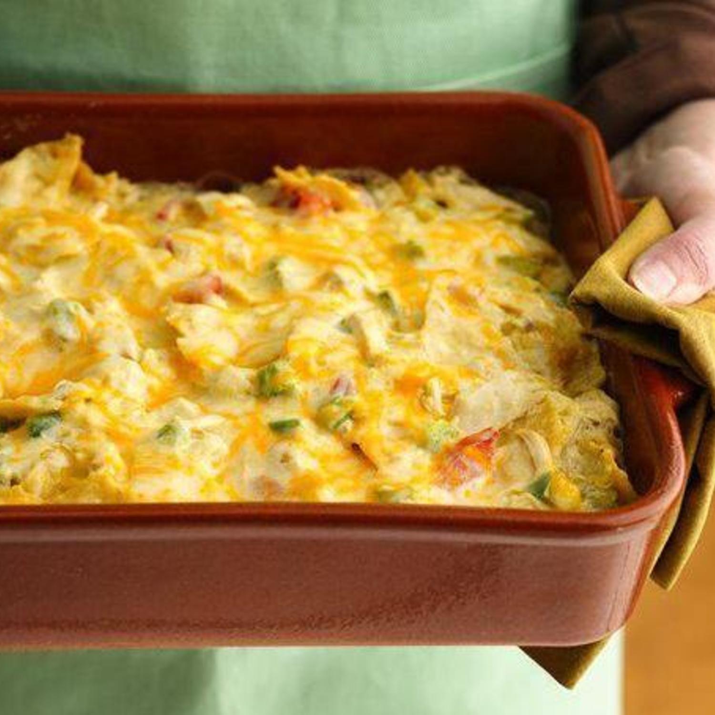 Chicken Rotel Casserole  Rotel Mexican Chicken Casserole Recipe