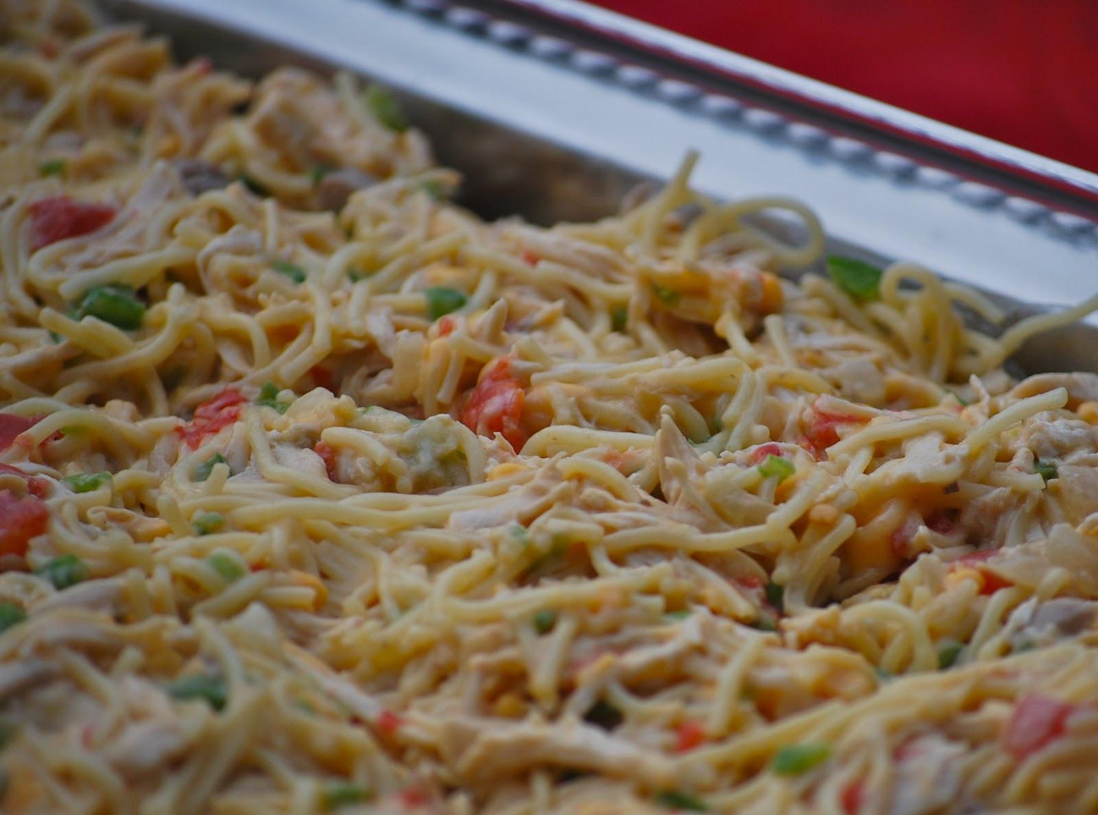 Chicken Rotel Casserole  Chicken Rotel Amanda Jane Brown