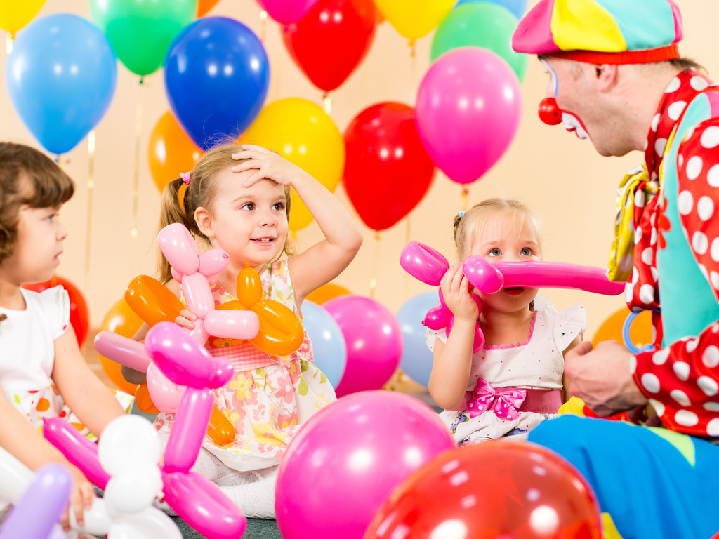 Children Party Entertainment Long Island  Party Clowns NY NYC NJ CT Long Island