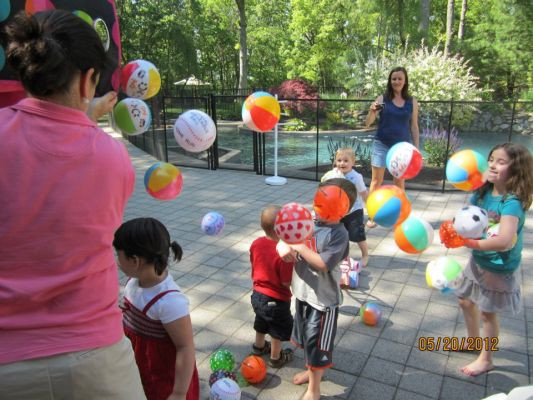 Children Party Entertainment Long Island  Unique at home birthday parties for kids on Long Island
