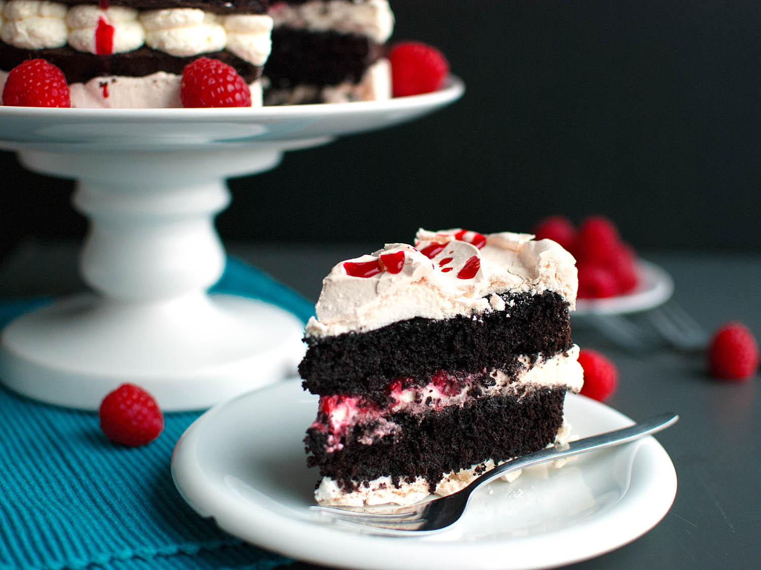 Chocolate Holiday Desserts  Easy and Impressive Holiday Dessert Chocolate Meringue