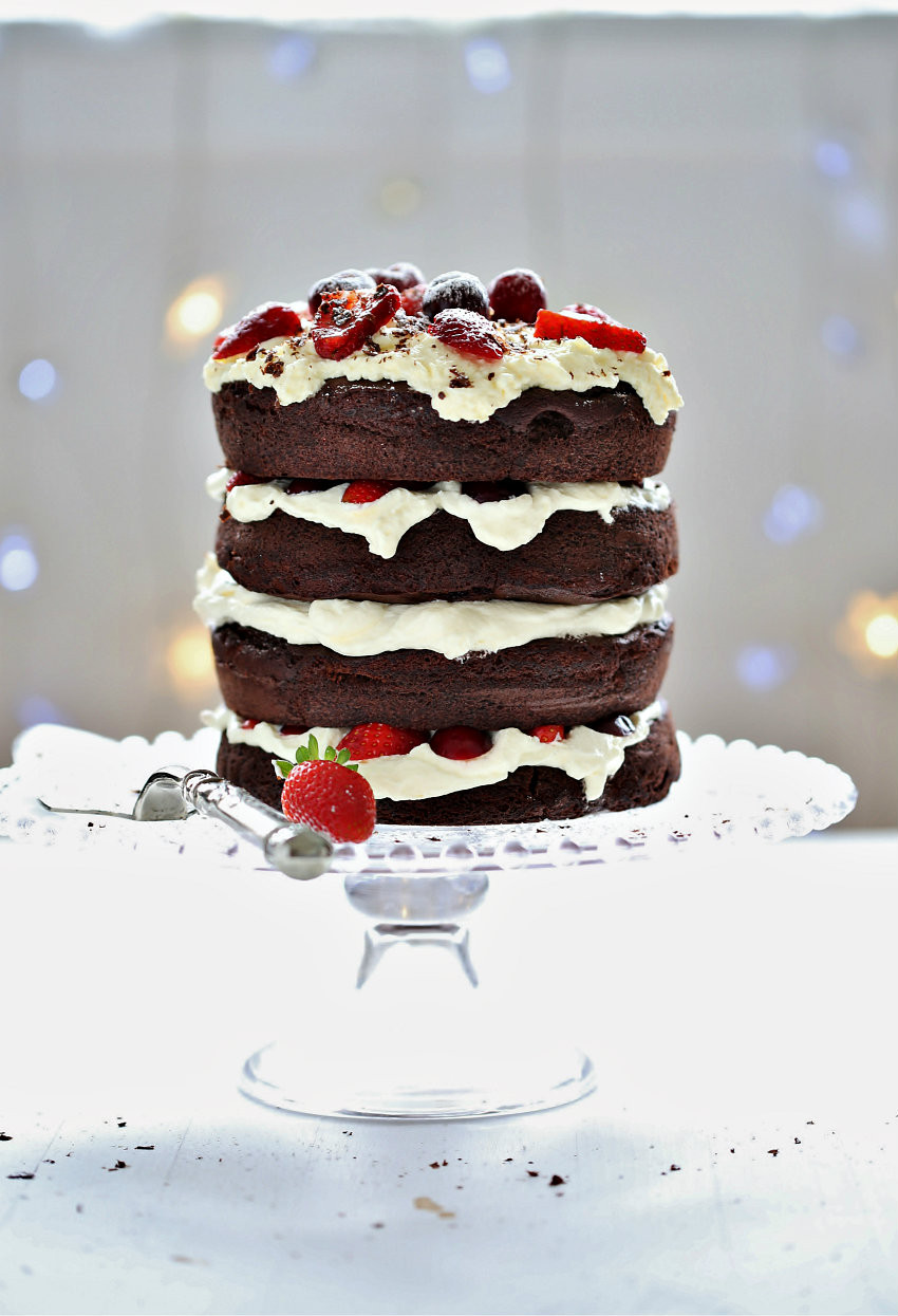 Chocolate Holiday Desserts  Holiday Home Tours Part e 10 Special Places The