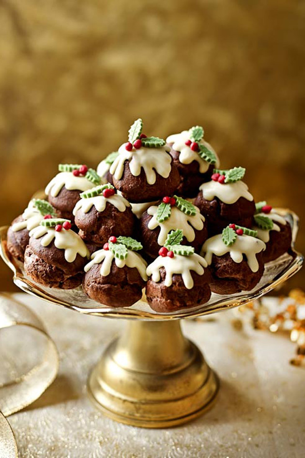 Chocolate Holiday Desserts  Unbelivably good chocolate Christmas desserts Woman s own