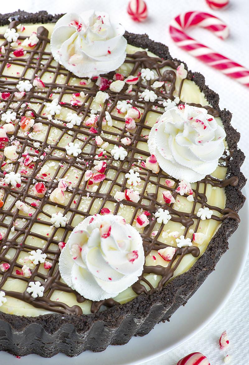 Chocolate Holiday Desserts  15 Stunning Holiday Desserts The Scrap Shoppe