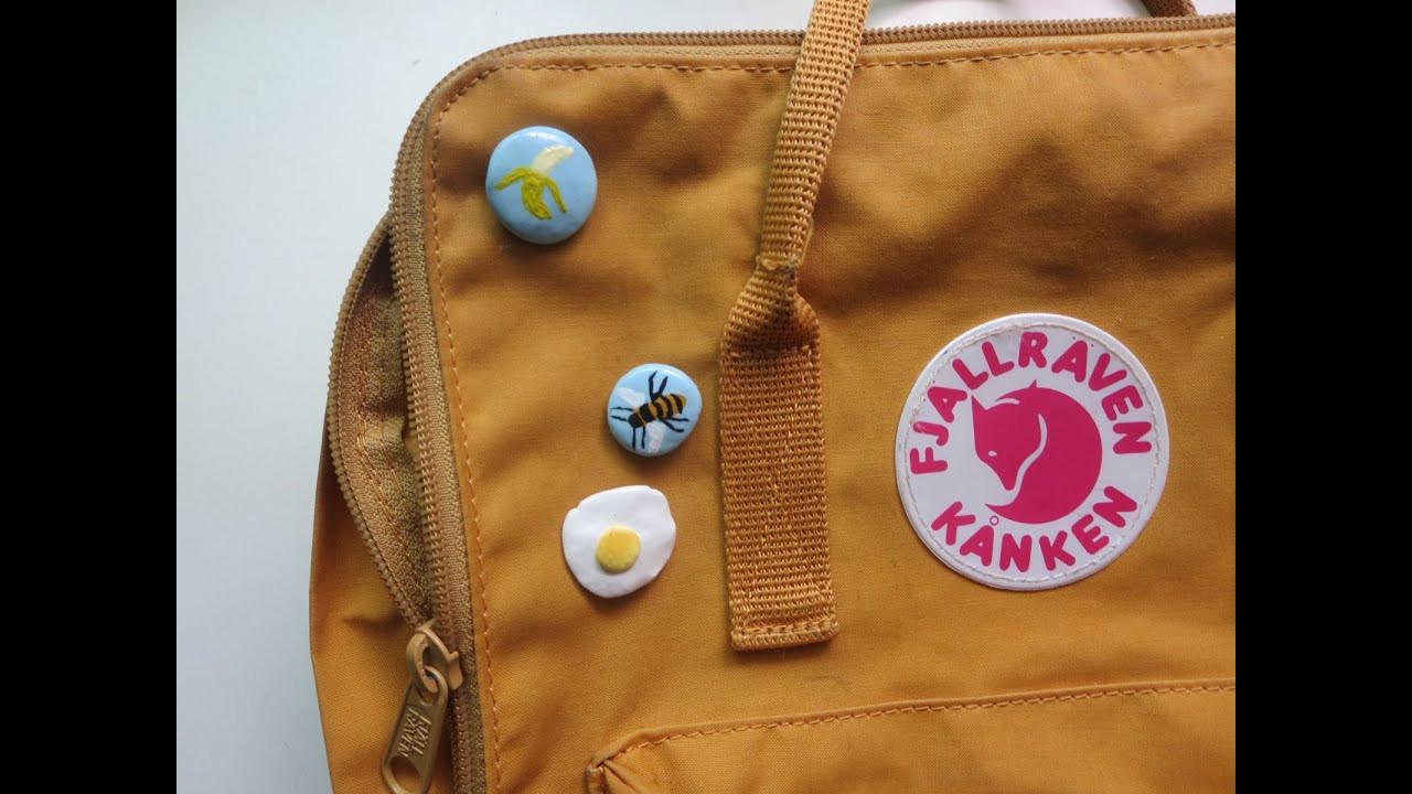 Clay Pins  diy polymer clay pins badges 🐝