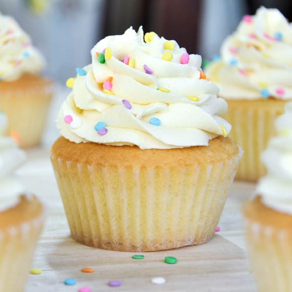 Como Hacer Cupcakes  Entre tantas recetas de cupcakes que existen ¡Esta es la
