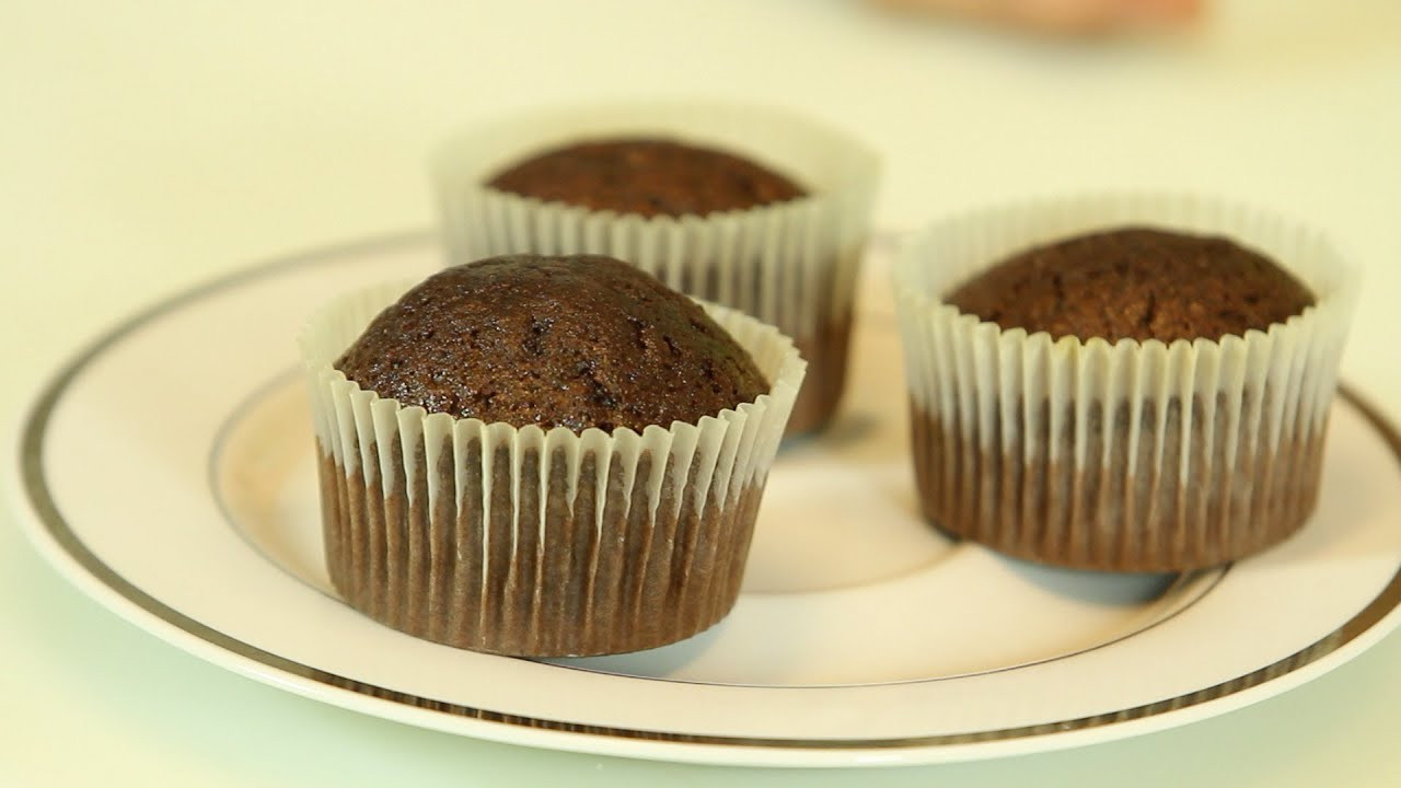Como Hacer Cupcakes  o hacer un cupcake de chocolate