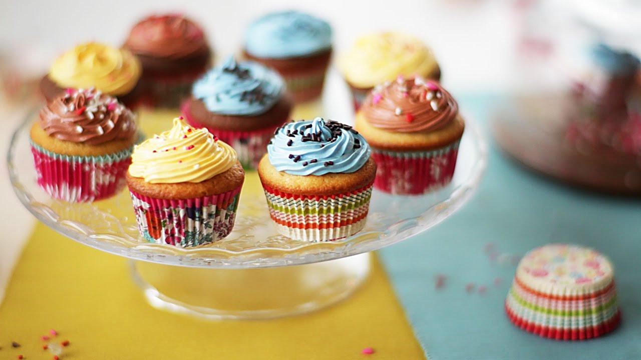 Como Hacer Cupcakes  Cómo hacer cupcakes