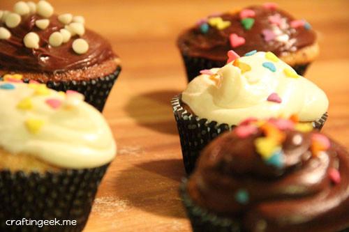 Como Hacer Cupcakes  o hacer Cupcakes FACIL — Craftingeek