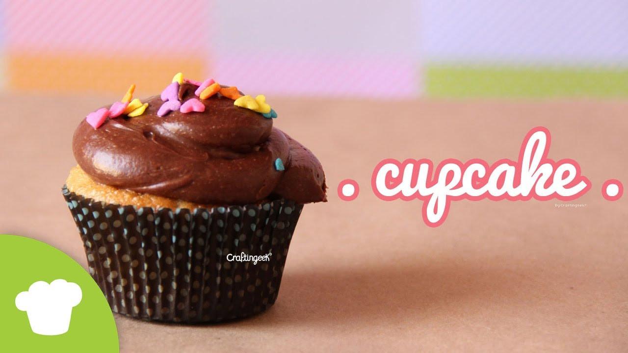 Como Hacer Cupcakes  o hacer Cupcakes FACIL