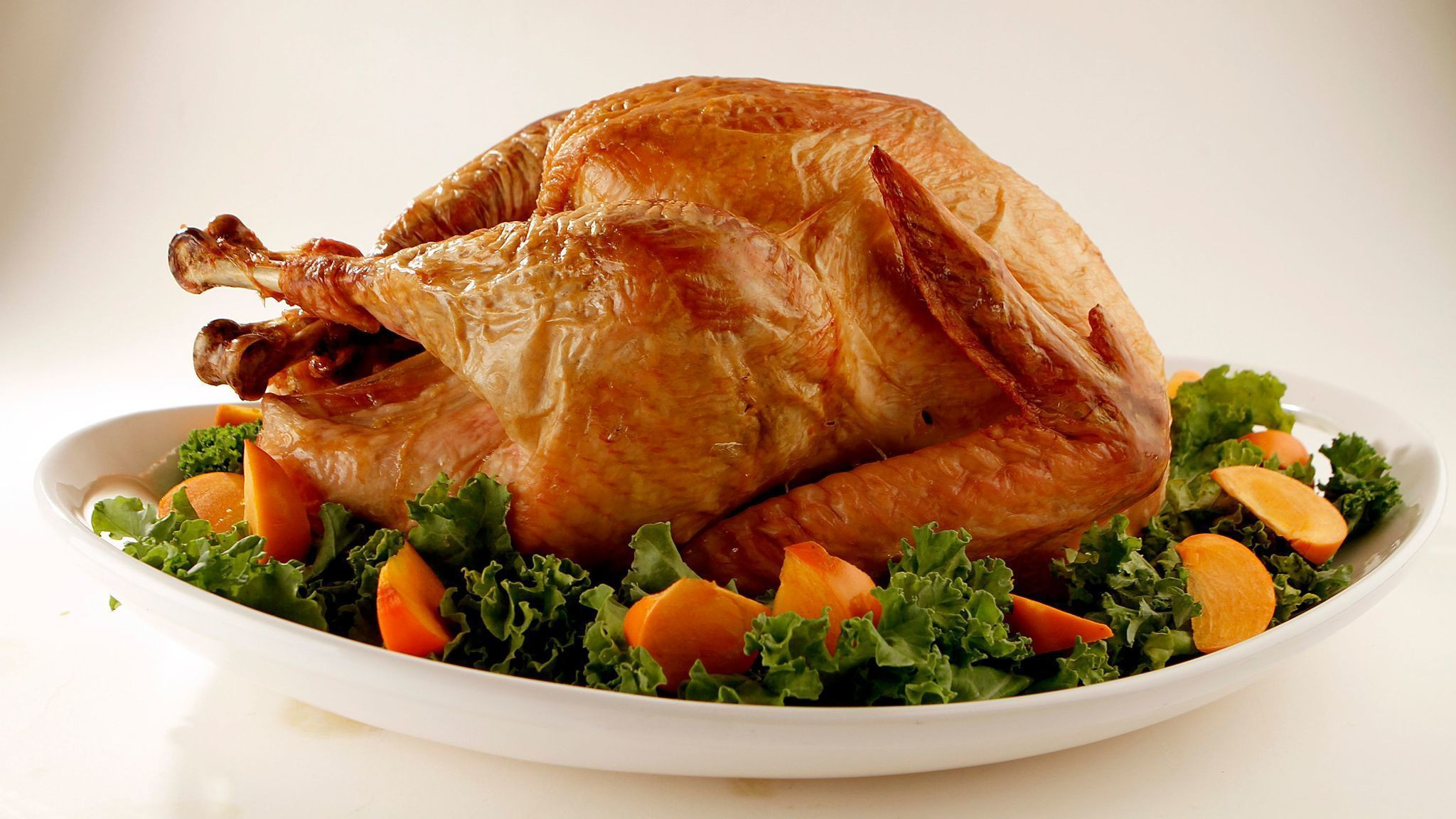 Cooked Thanksgiving Turkey  A beginner s guide to cooking a Thanksgiving turkey LA Times