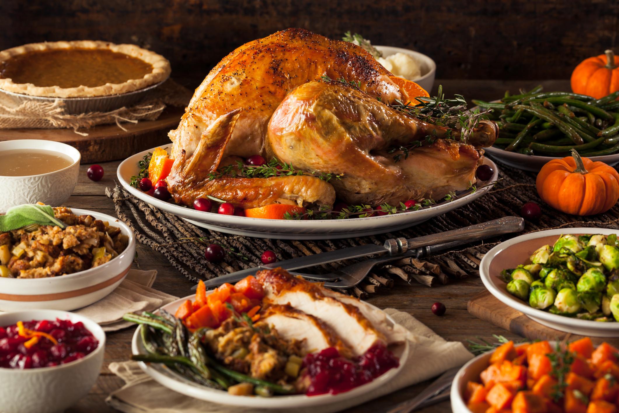 Cooked Thanksgiving Turkey  Let s Talk Turkey Thanksgiving Kitchen Safety Tips The