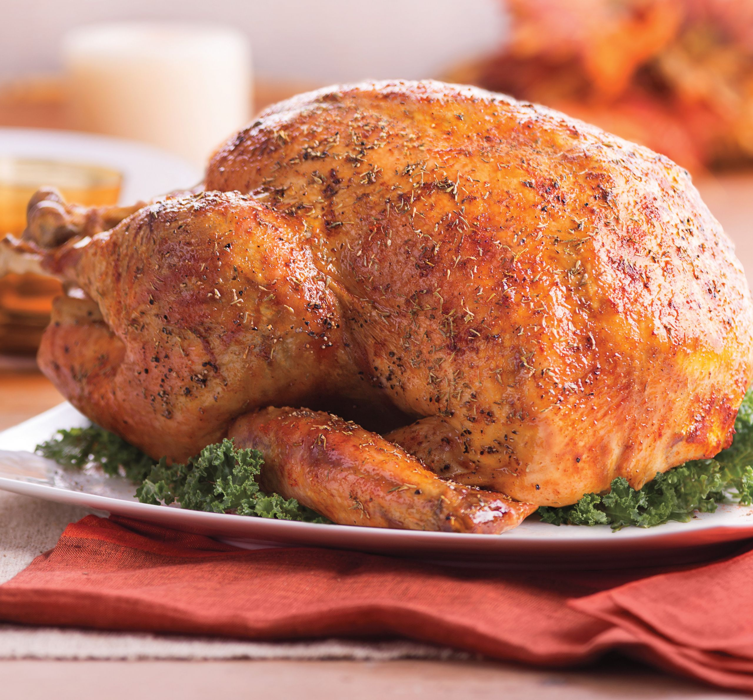 Cooked Thanksgiving Turkey  How to Cook a Thanksgiving Turkey