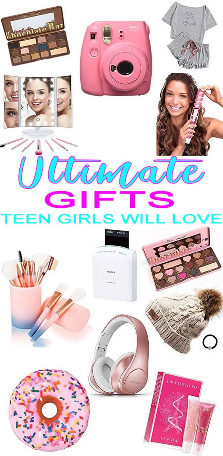 Cool Gift Ideas For Teenage Girls  Top Gifts Teen Girls Will Love Teenage Tween Girls