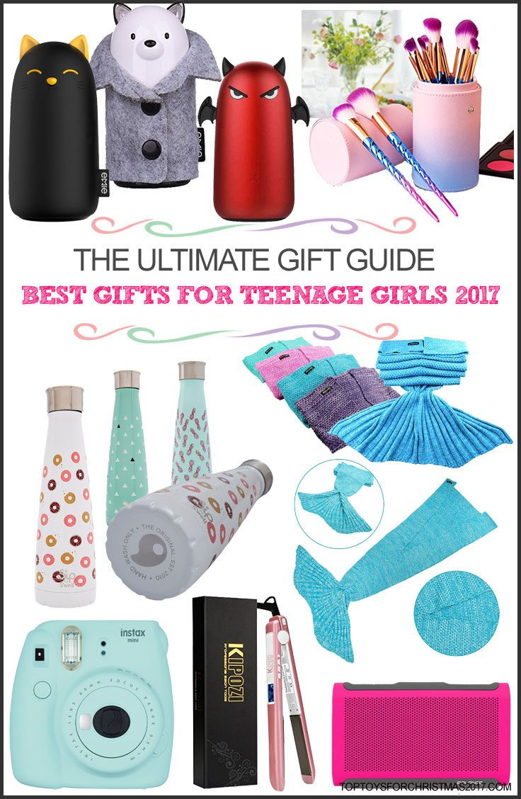 Cool Gift Ideas For Teenage Girls  Best Gifts for Teenage Girls 2017 – Top Christmas Gifts