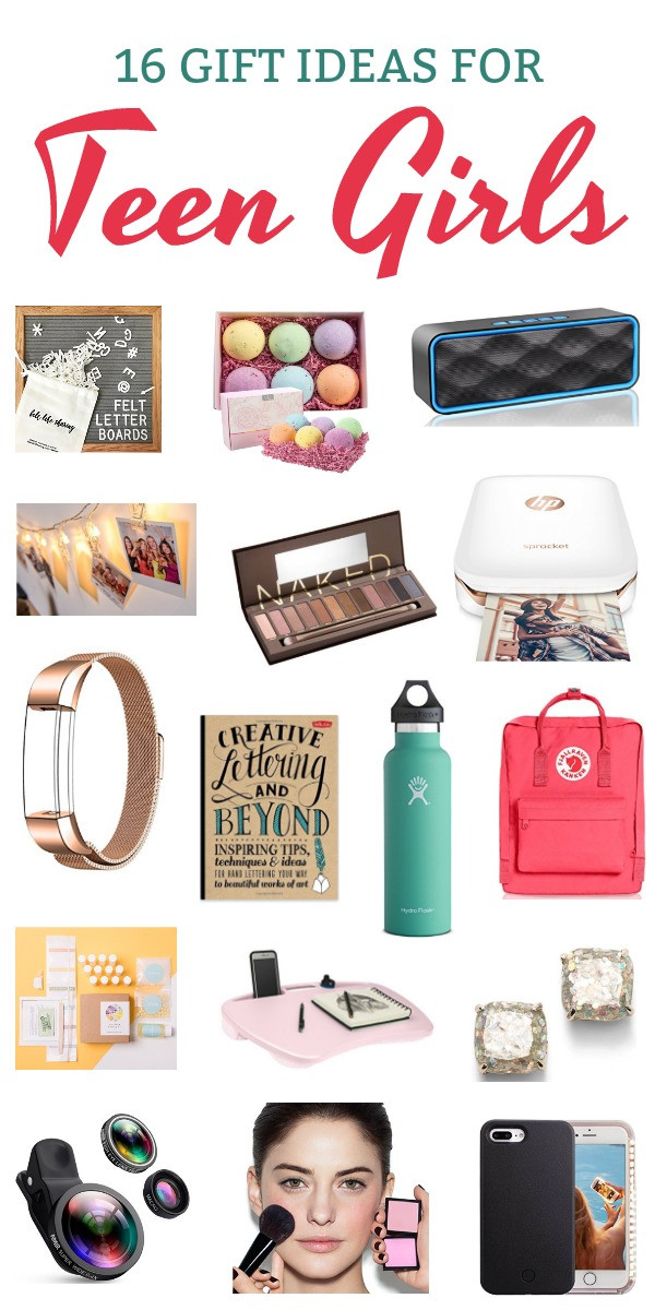 Cool Gift Ideas For Teenage Girls  Best ts for teen girls Frugal Living NW