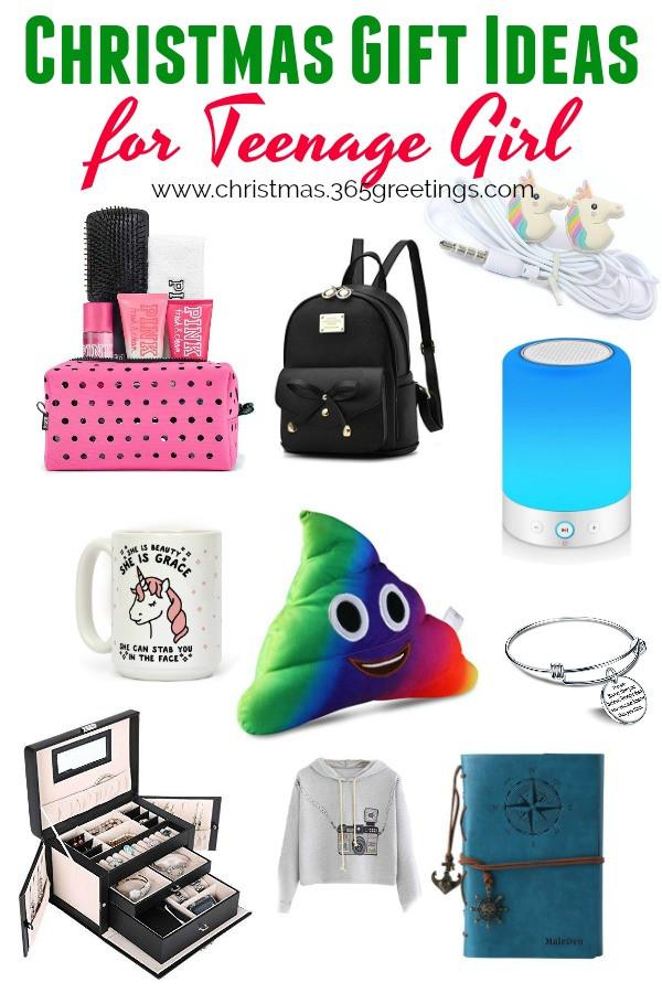 Cool Gift Ideas For Teenage Girls  Christmas Gift Ideas for Teenage Girl Christmas