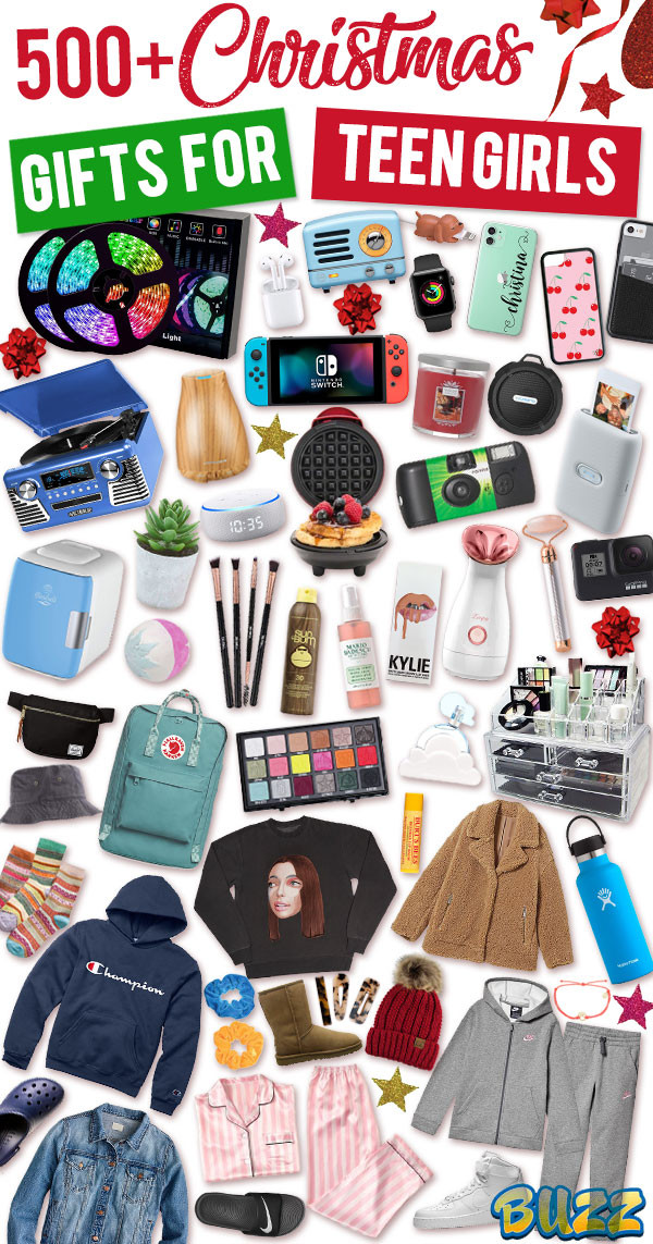 Cool Gift Ideas For Teenage Girls  Gifts for Teenage Girls [Best Gift Ideas for 2020]