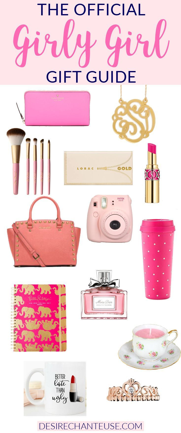 Cool Gift Ideas For Teenage Girls  113 best Cool Gifts for Teen Girls images on Pinterest
