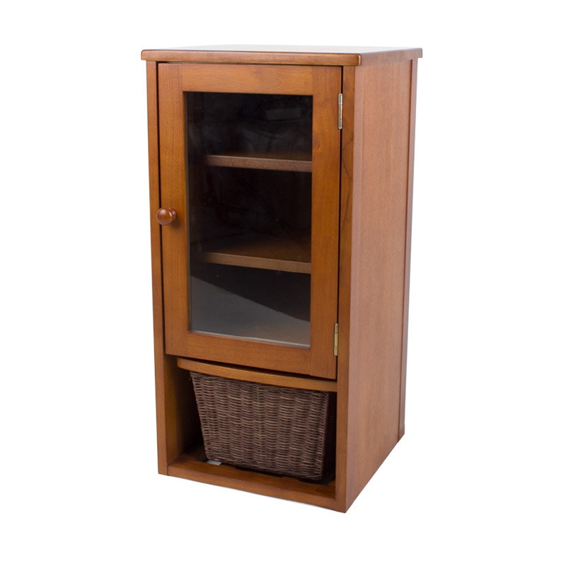 Corner Cabinet Bedroom  Solid wood bedside table Simple and modern cabinets