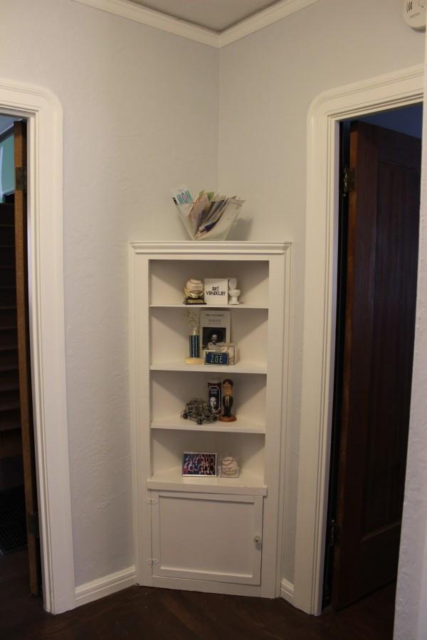 Corner Cabinet Bedroom  25 Corner Cabinet Ideas For Your Home