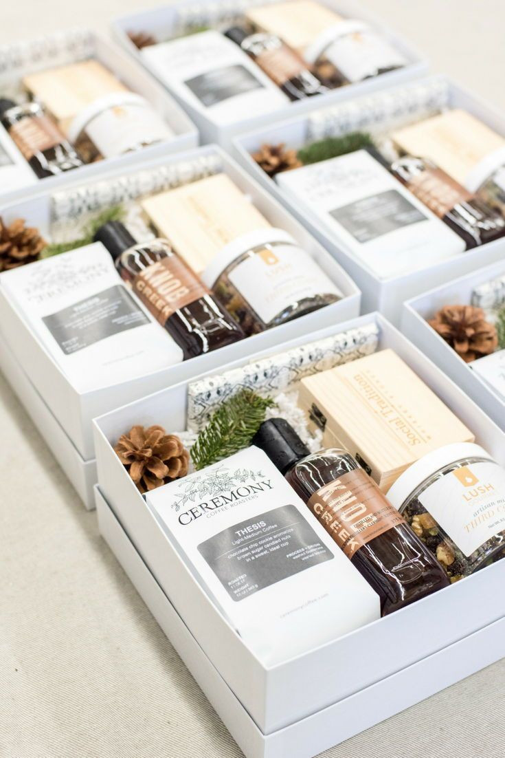 Corporate Holiday Party Gift Ideas  Best Corporate Gifts Ideas HOLIDAY CLIENT GIFT BOXES
