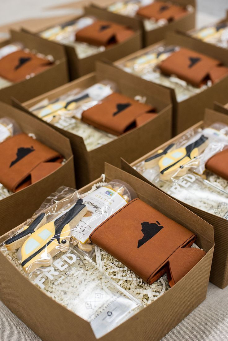 Corporate Holiday Party Gift Ideas  VA Corporate Client Gift Boxes are a thoughtful way to say
