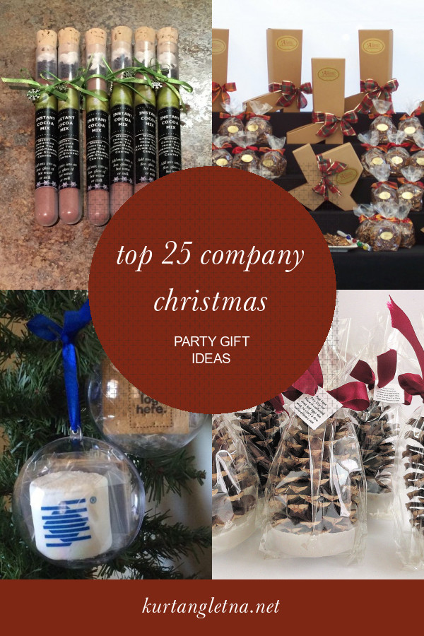 Corporate Holiday Party Gift Ideas  Excellent Great Cost Free Top 25 pany Christmas