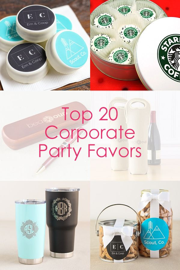 Corporate Holiday Party Gift Ideas  Planning a corporate party Find the best corporate party