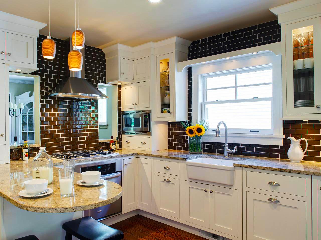 Cost Of Kitchen Backsplash  Cost to Remodel Kitchen Backsplash Designs
