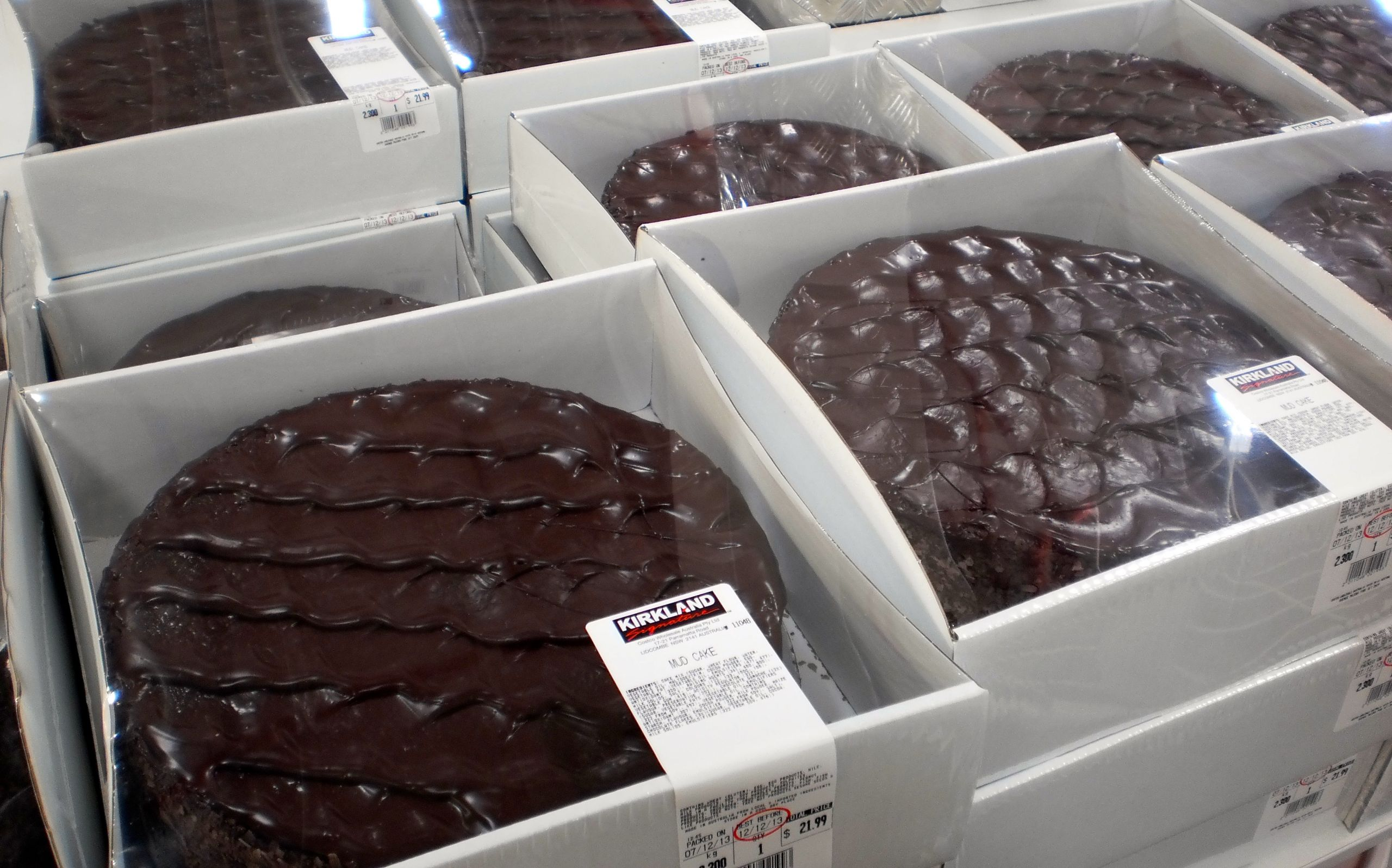 Costco Chocolate Cake  Costco Haul
