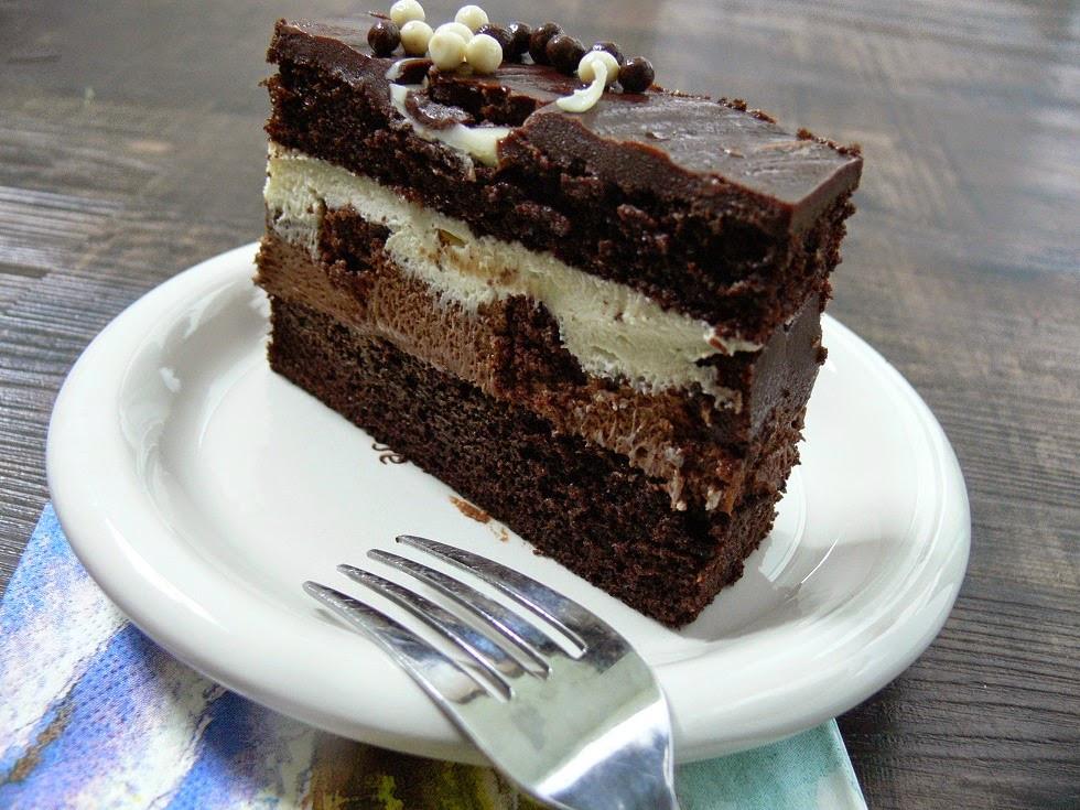 Costco Chocolate Cake  The Ultimate Chocolate Blog Costco s Tuxedo Cake