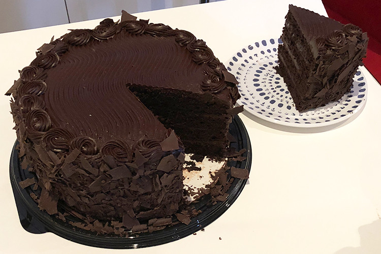 Costco Chocolate Cake  Costco's All American Chocolate Cake Is a Bargain and