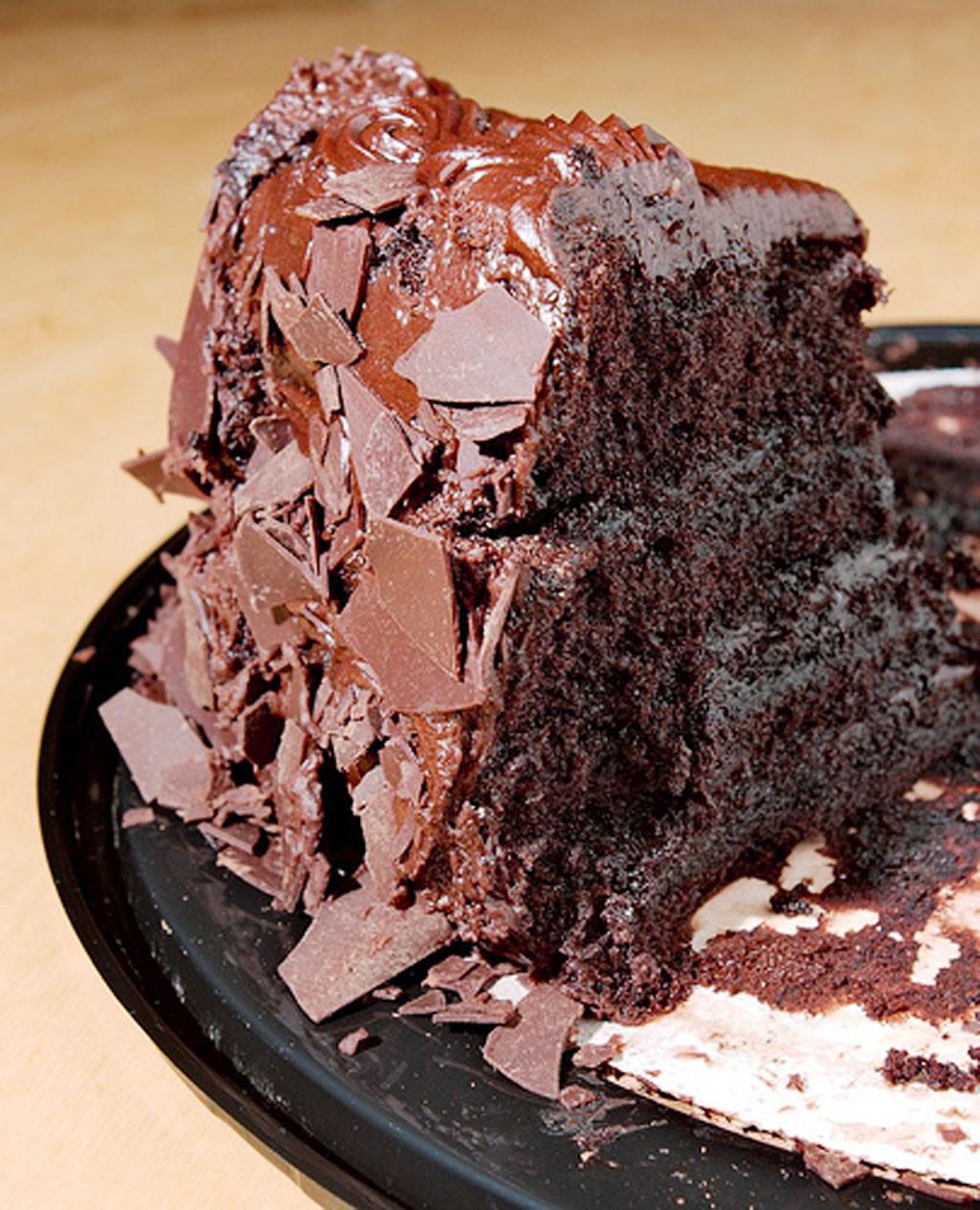 Costco Chocolate Cake  Costco All American Chocolate Cake Chocolate Cake Cake
