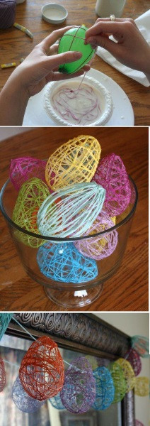 Craft Activities For Adults  50 DIY Easter Crafts for Adults Pink Lover