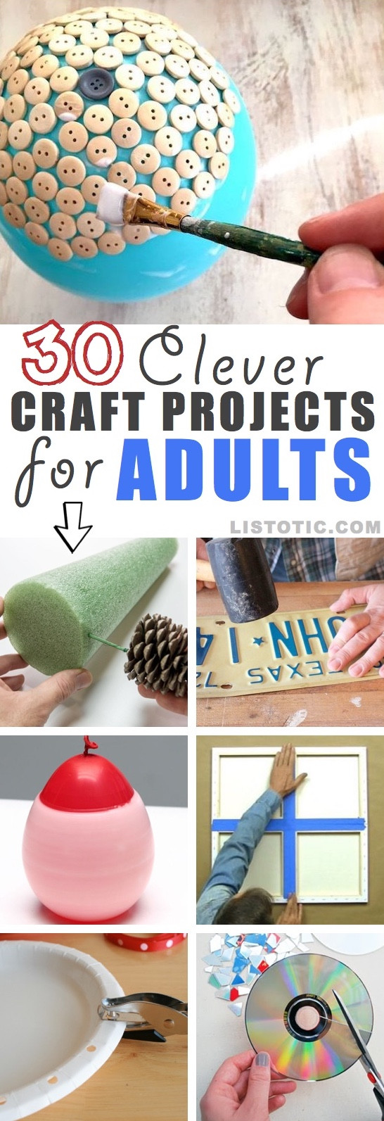 Craft Activities For Adults  10 Creative Craft Ideas For Adults Amately