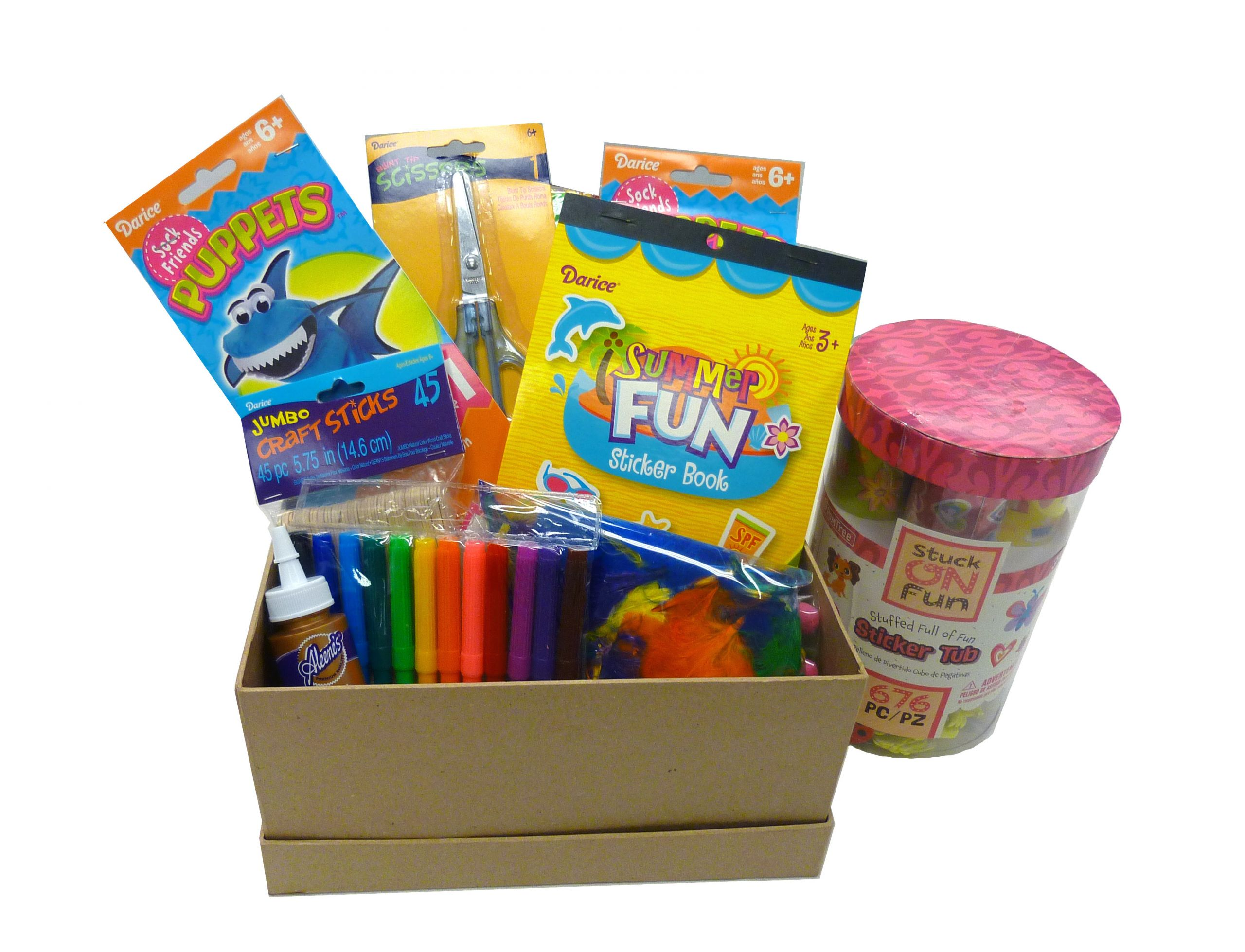 Craft Kit For Kids  Kids Crafts for Summer Camp