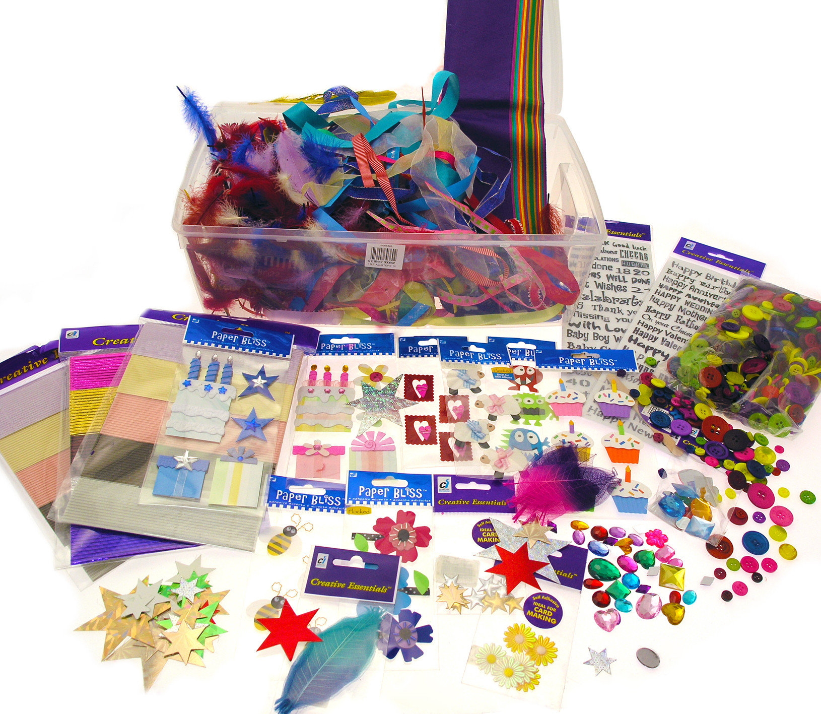 Craft Kit For Kids  Bumper craft kits ideal for a crafty kids party